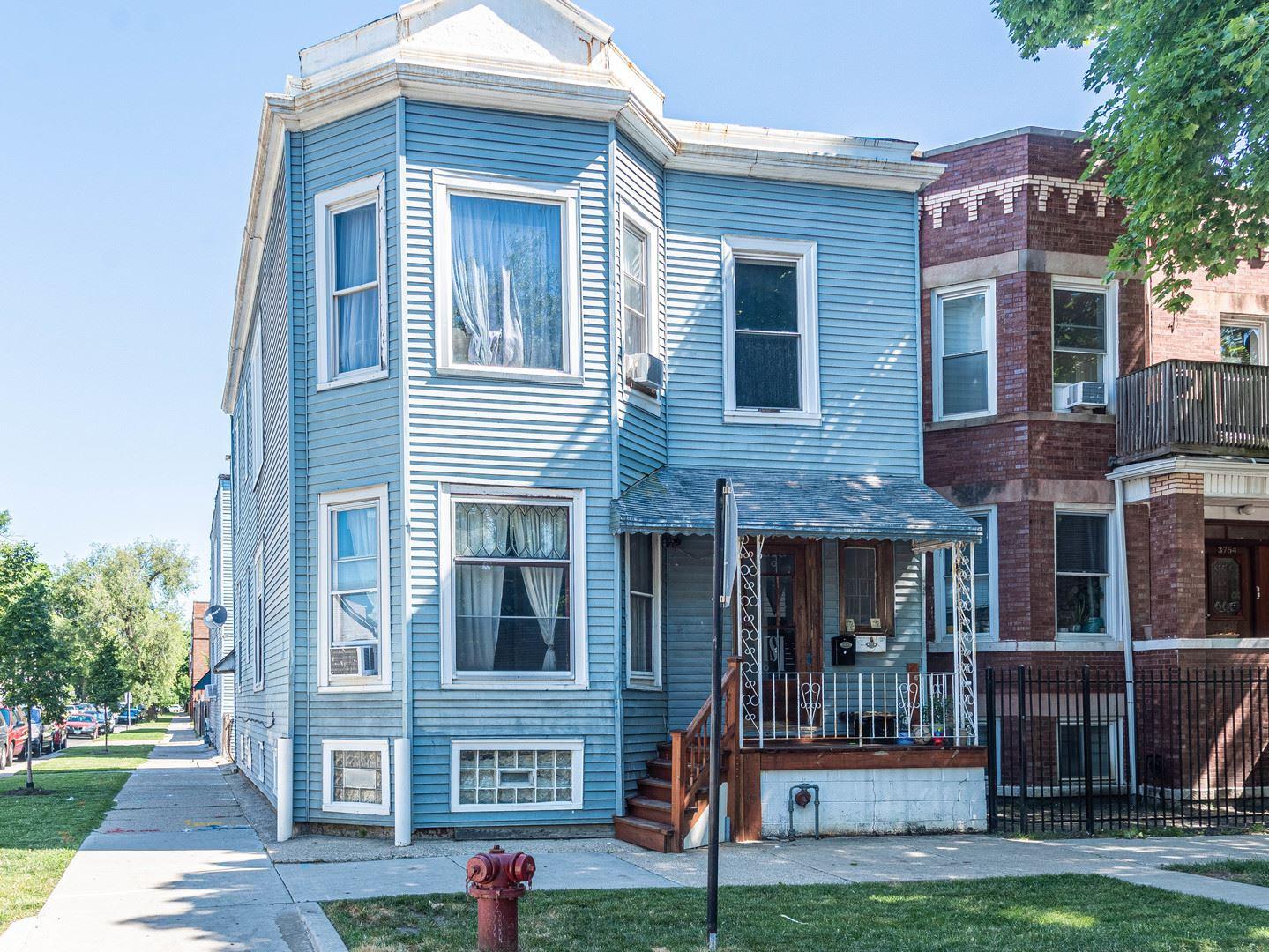 3758 W Mclean Avenue, Chicago, IL 60647 - #: 10752529