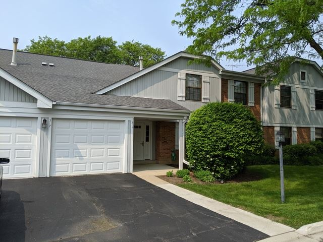 317 Woodbury Court UNIT D2, Schaumburg, IL 60193 - #: 10494530