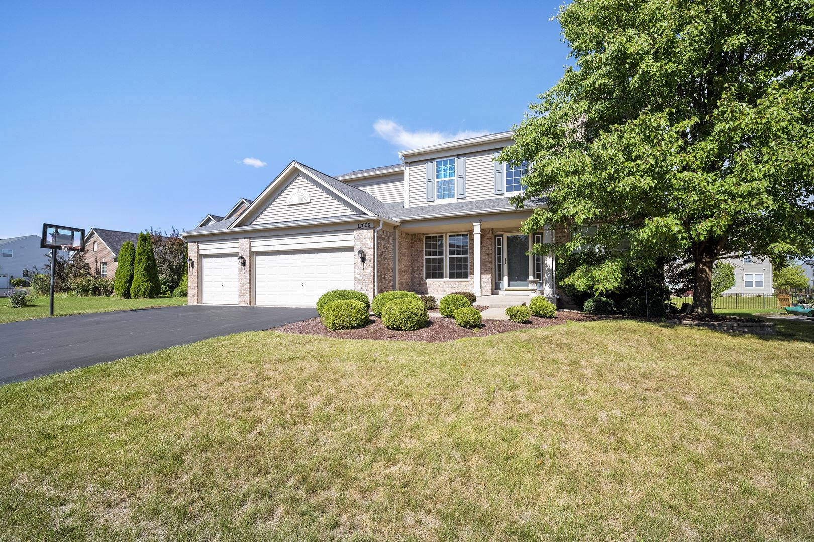 12608 Canterbury Drive, Plainfield, IL 60585 - #: 11230530