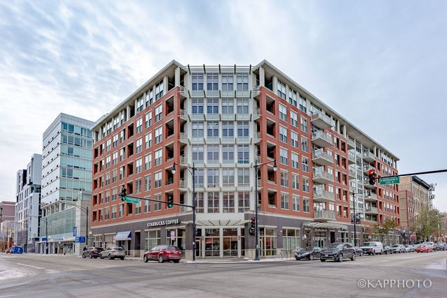 1001 W Madison Street #512, Chicago, IL 60607 - #: 10578531