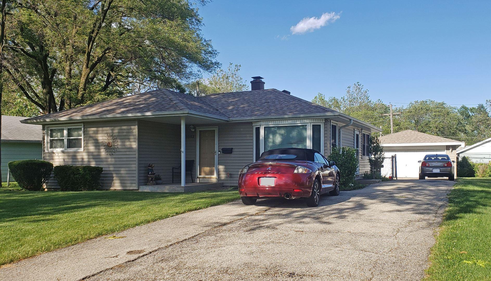 3502 Bluebird Lane, Rolling Meadows, IL 60008 - #: 10744531