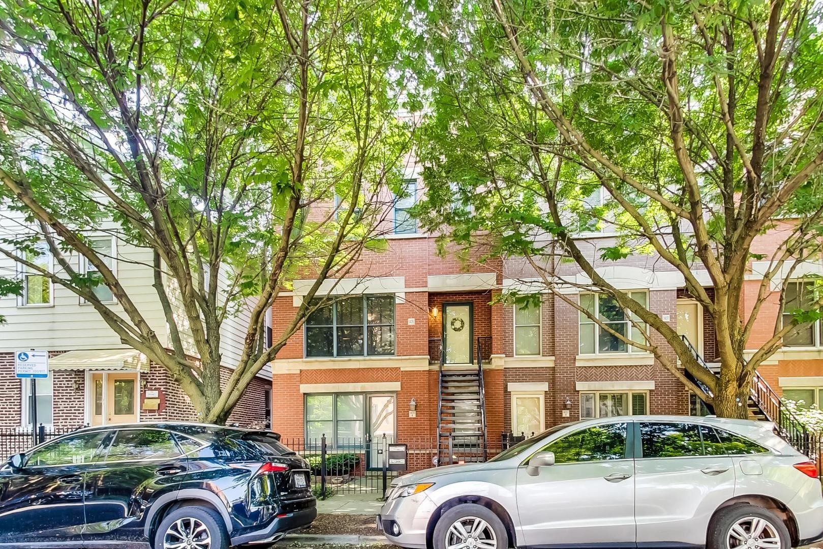 1435 W Fillmore Street #B, Chicago, IL 60607 - #: 10758531