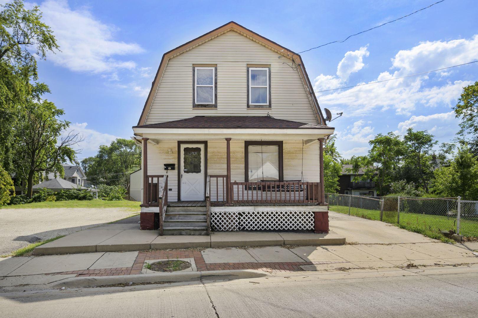 318 N Center Street, Joliet, IL 60435 - #: 10760531