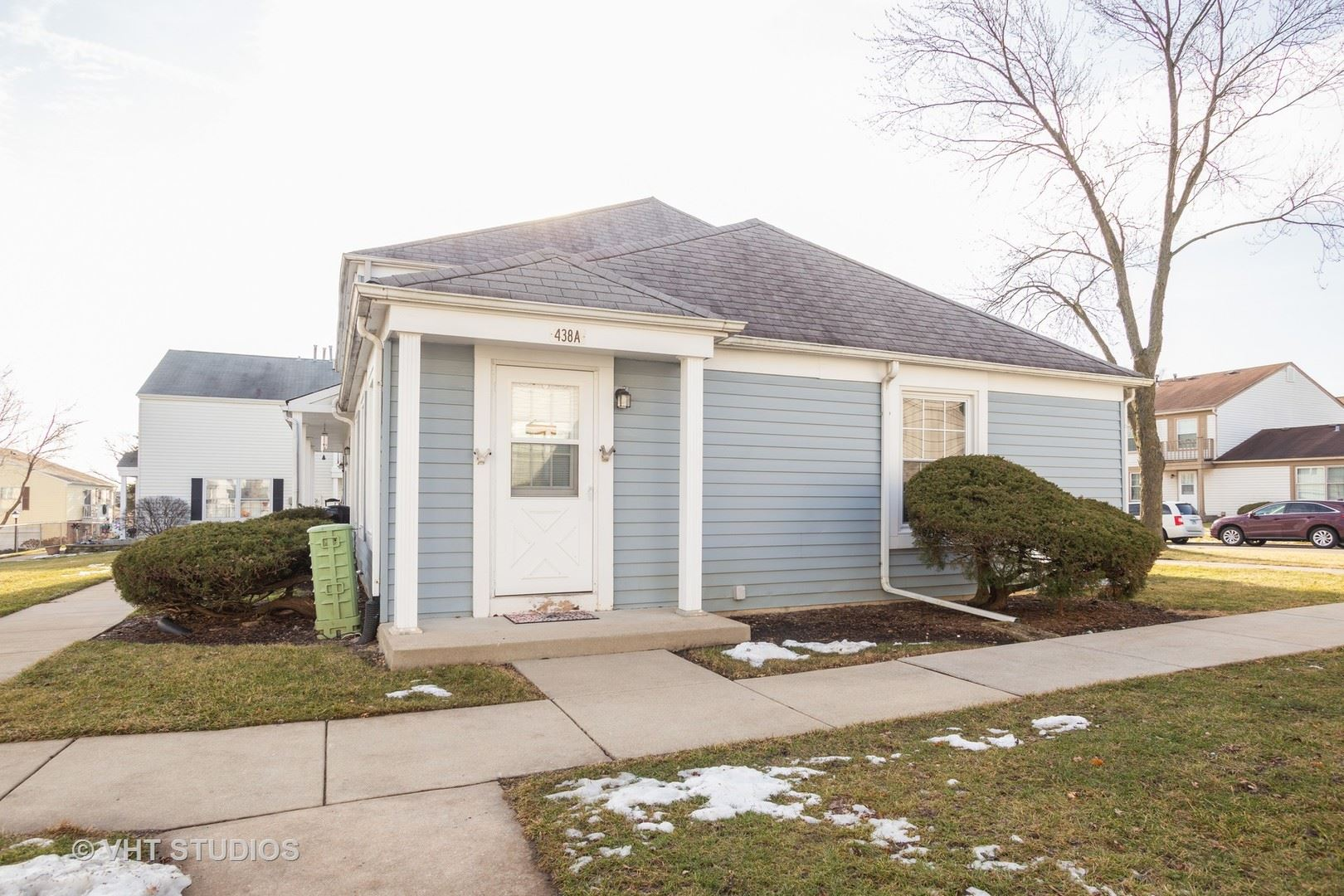 438 James Court #A, Glendale Heights, IL 60139 - #: 10702532