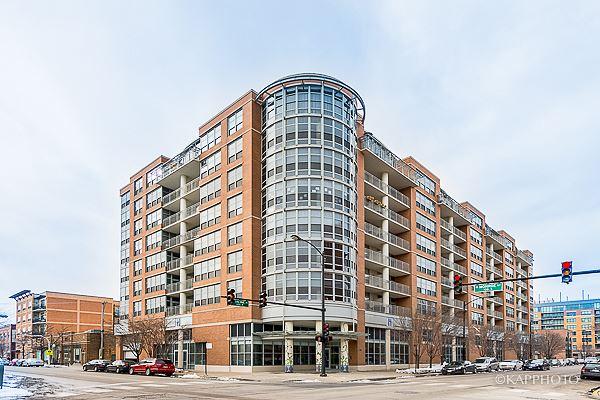 1200 W Monroe Street #706, Chicago, IL 60607 - #: 10765532