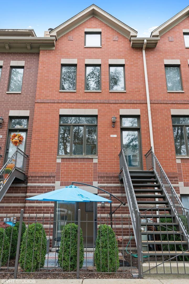 1806 W Argyle Street #F, Chicago, IL 60640 - #: 11247532