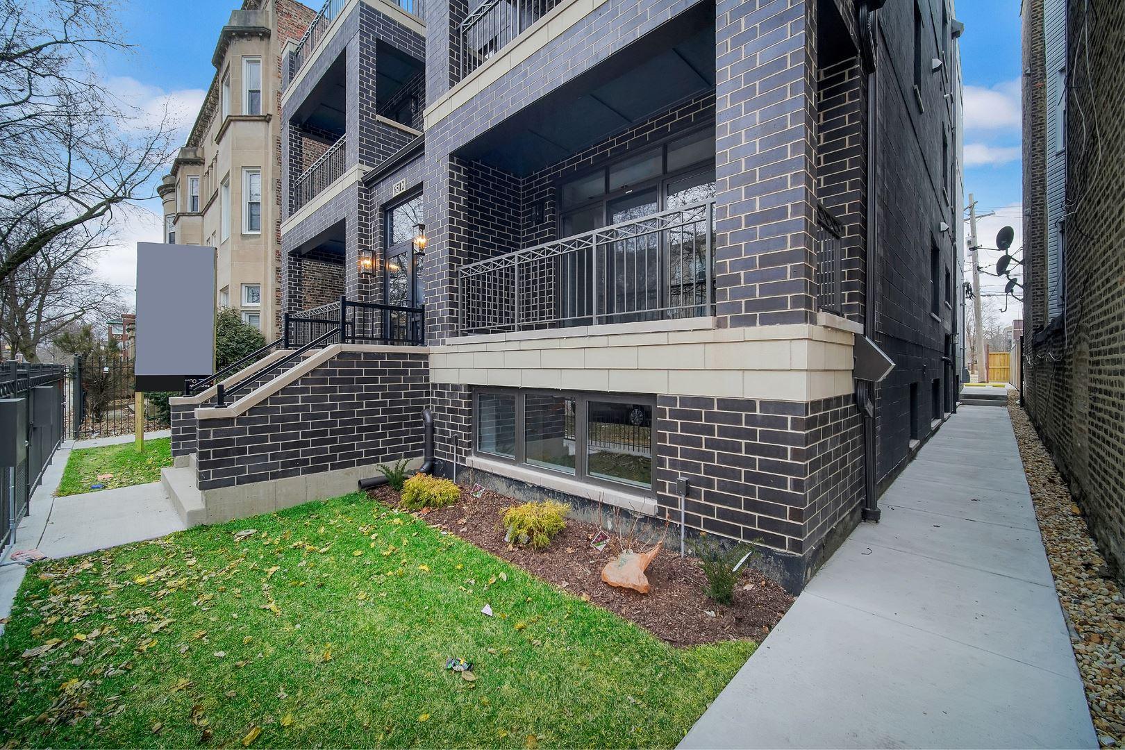 6512 S Minerva Avenue #2N, Chicago, IL 60637 - #: 10722533