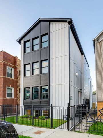 3048 W Lyndale Street UNIT 1, Chicago, IL 60647 - #: 10516534