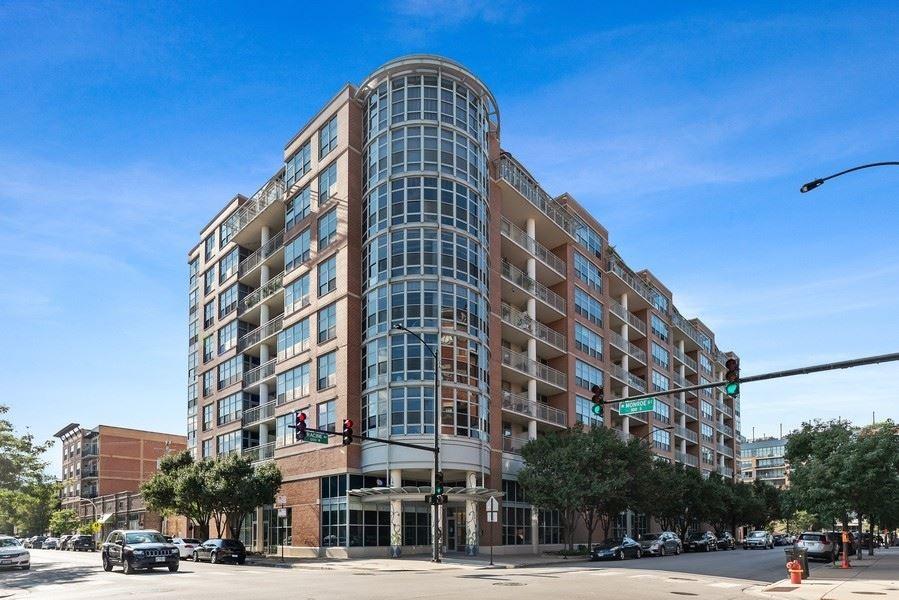 1200 W MONROE Street #816, Chicago, IL 60607 - #: 10808534