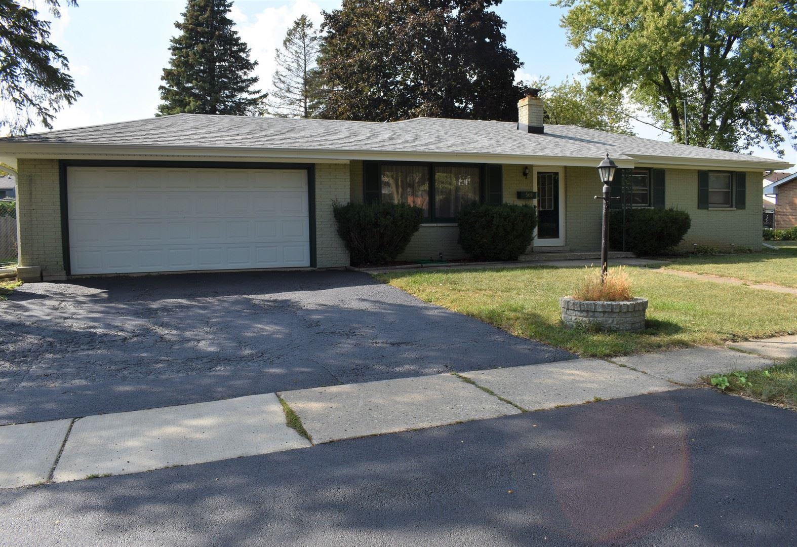 566 Garys Drive, Antioch, IL 60002 - #: 11223534