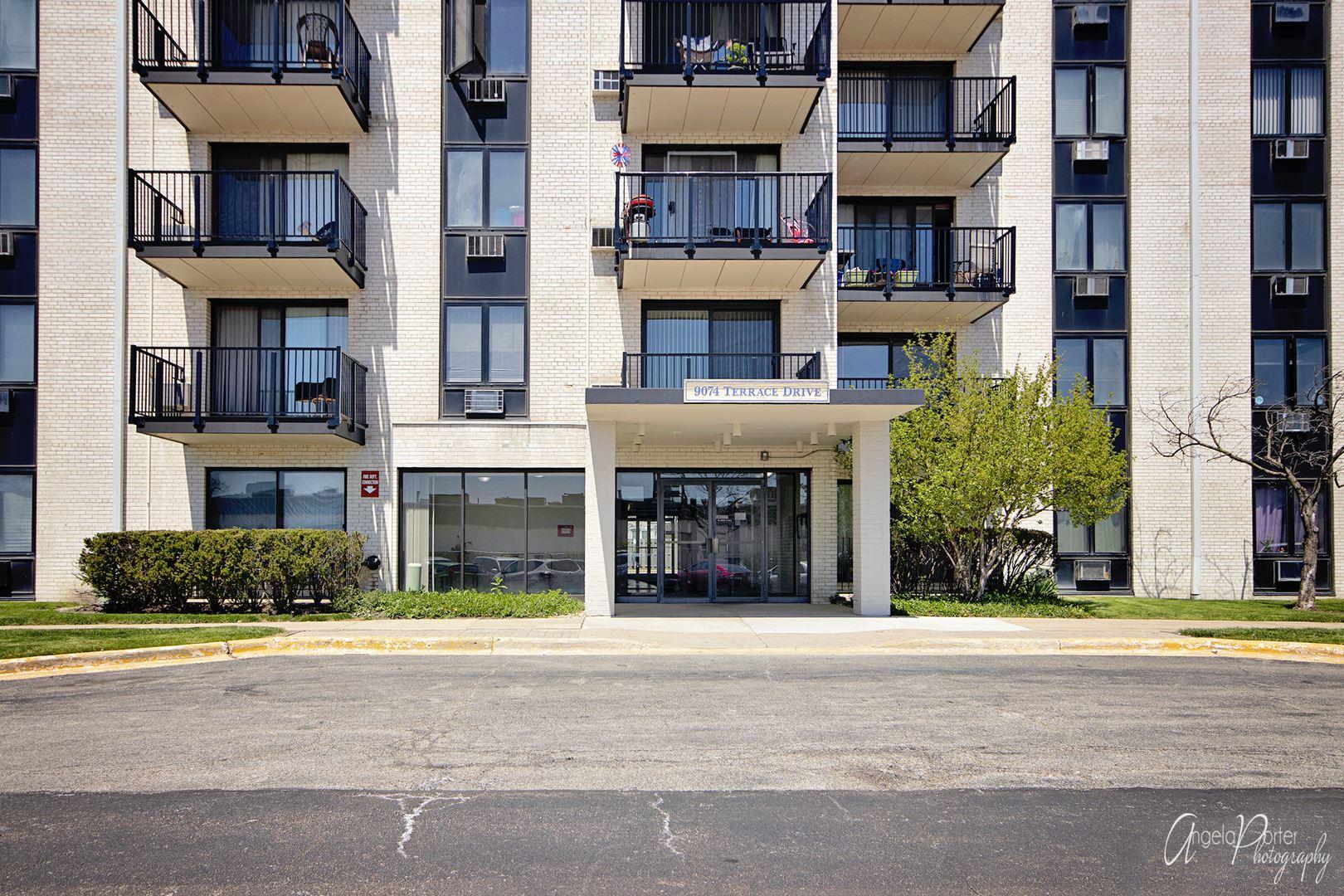 9074 W Terrace Drive #5M, Niles, IL 60714 - #: 10788535