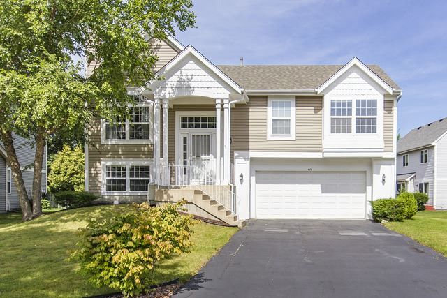 466 VALLEY FORGE Avenue, South Elgin, IL 60177 - #: 10916535