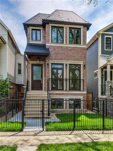 Photo of 3534 N Hoyne Avenue, Chicago, IL 60618 (MLS # 10880537)