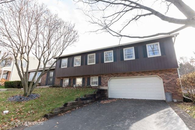 1565 Almond Court, Downers Grove, IL 60515 - #: 10582537
