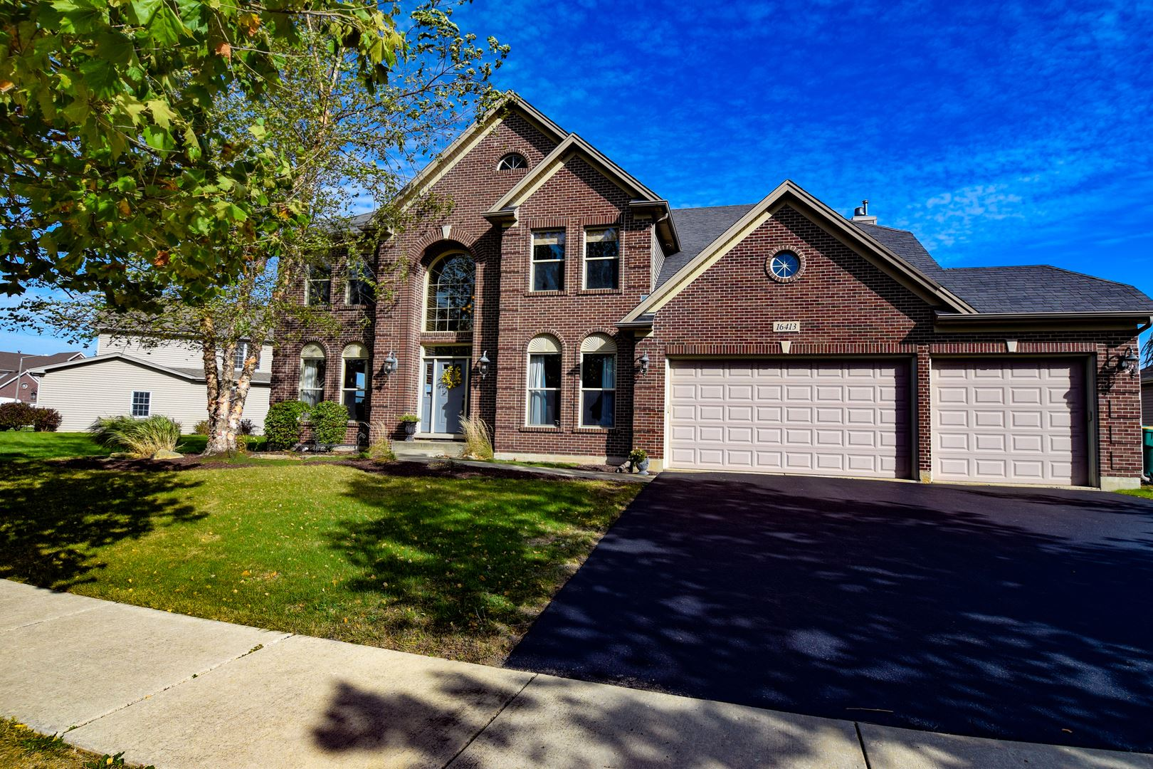 Photo of 16413 Hidden River Circle, Plainfield, IL 60586 (MLS # 10905537)