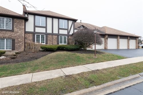 Photo of 6159 Brookside Lane #D, Willowbrook, IL 60527 (MLS # 10673538)