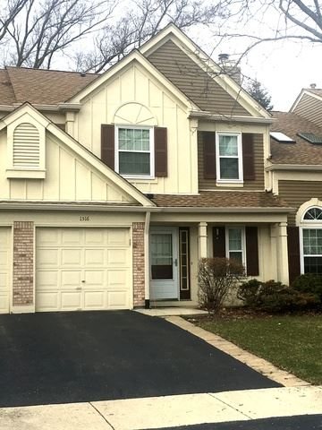1516 APPLE GROVE Lane, Westmont, IL 60559 - #: 10718538