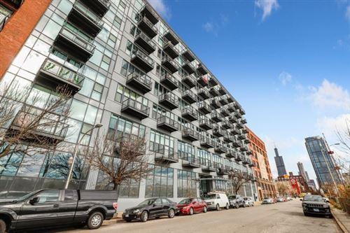 Photo of 1224 W Van Buren Street #222, Chicago, IL 60607 (MLS # 11006540)