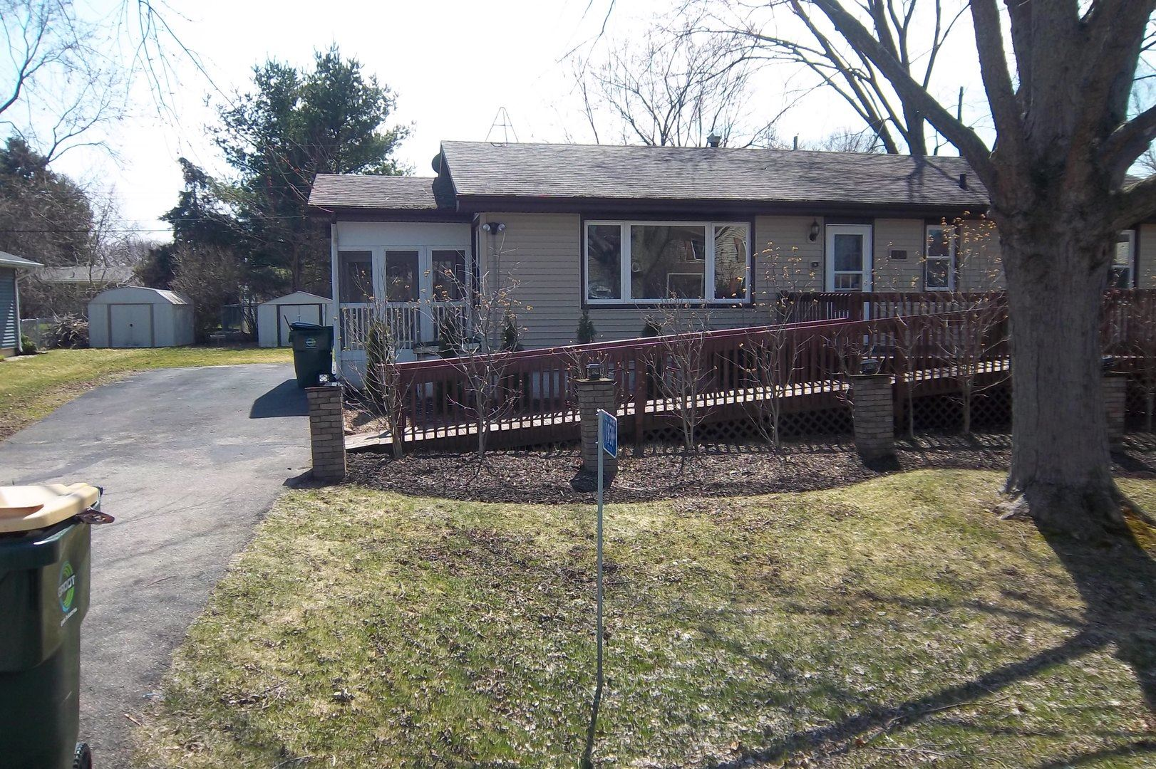 1931 Esch Road, Twin Lakes, WI 53181 - #: 10683541