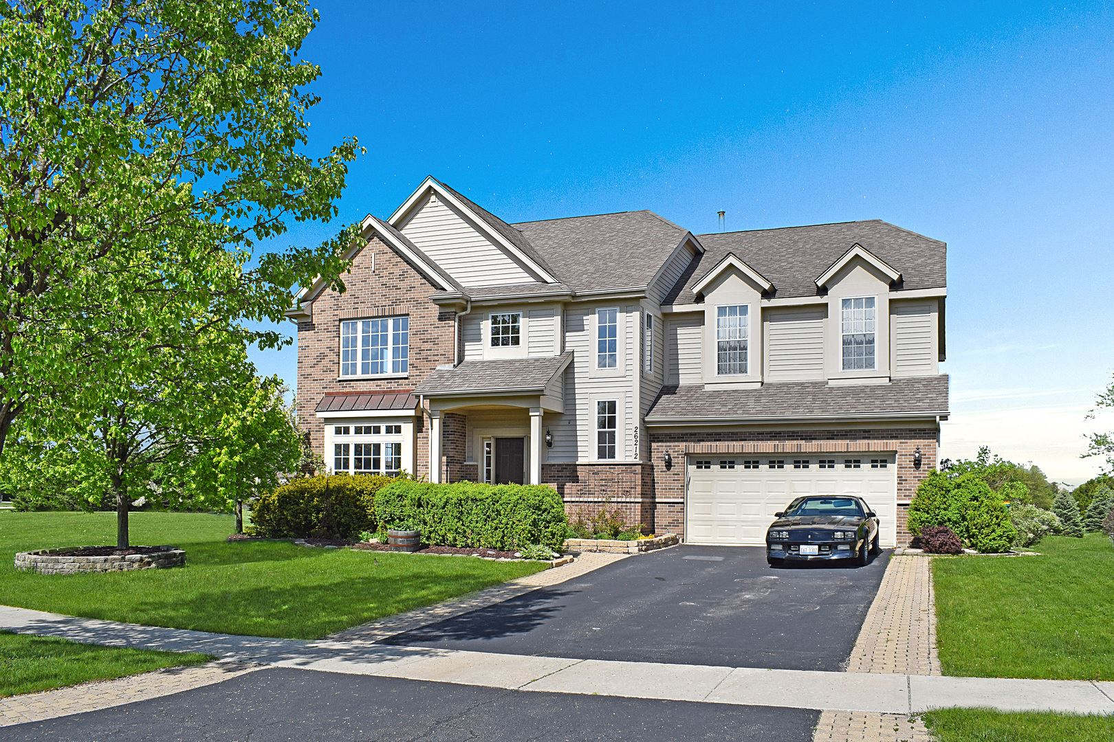26212 Whispering Woods Circle, Plainfield, IL 60585 - #: 10716543