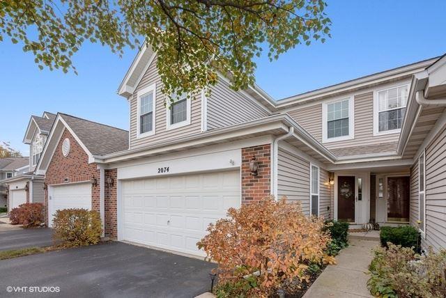 2074 Peach Tree Lane, Algonquin, IL 60102 - #: 10743543