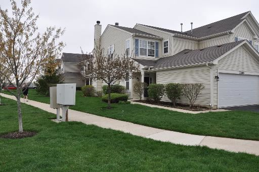 2370 Overlook Court #2370, Naperville, IL 60563 - #: 10801543