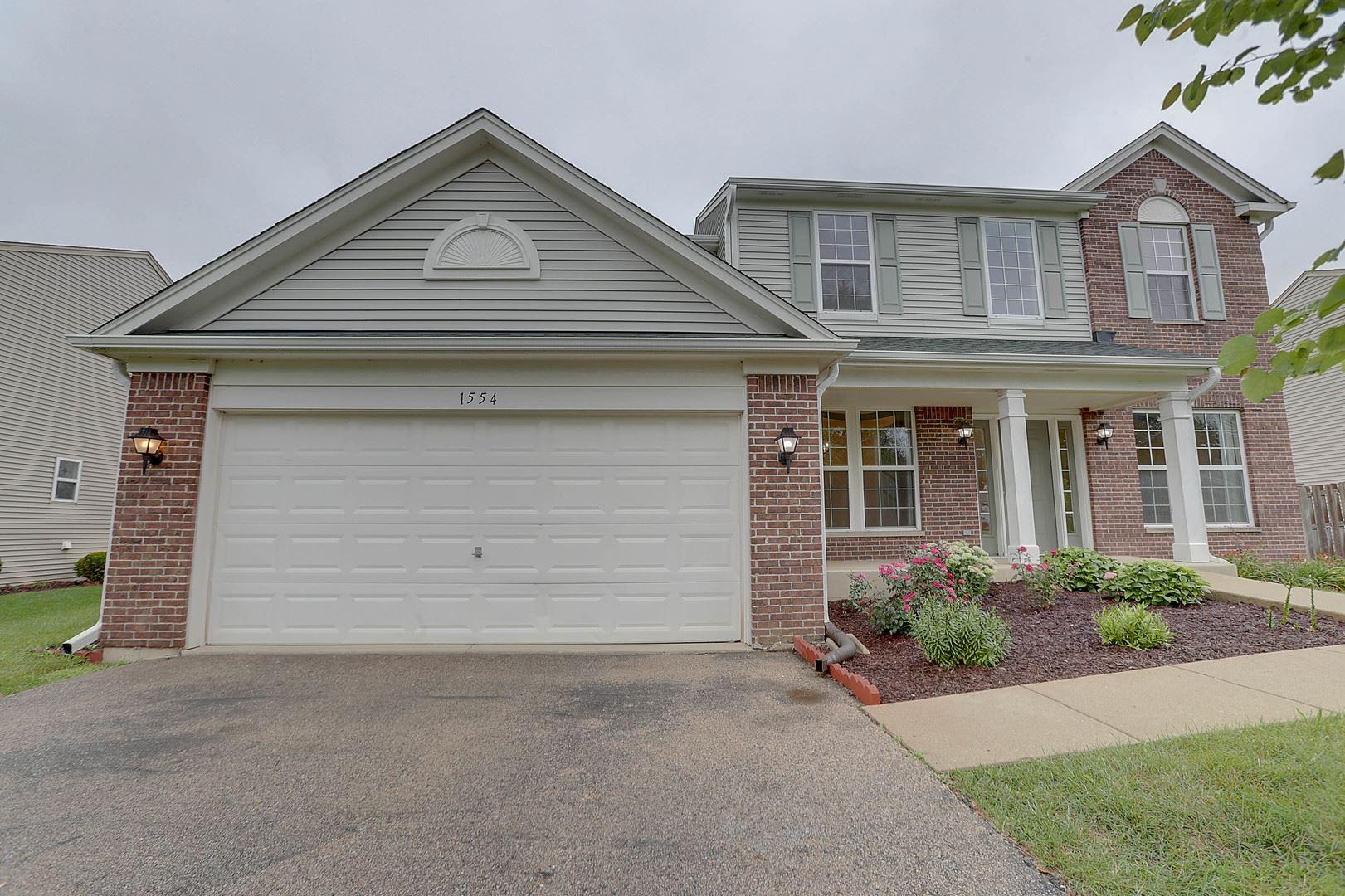 1554 Clear Drive, Bolingbrook, IL 60490 - #: 10798545