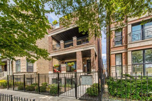 Photo of 3337 N Seminary Avenue #1, Chicago, IL 60657 (MLS # 11149547)