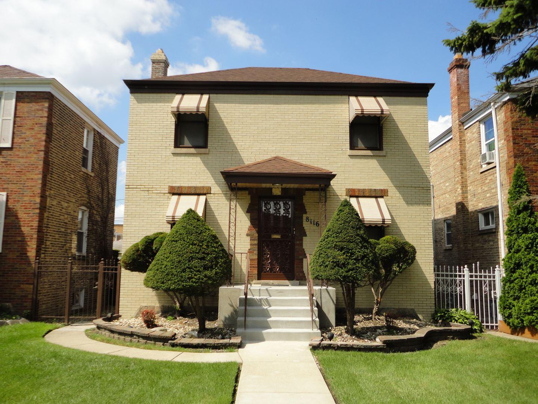 8116 S Fairfield Avenue, Chicago, IL 60652 - #: 10666547