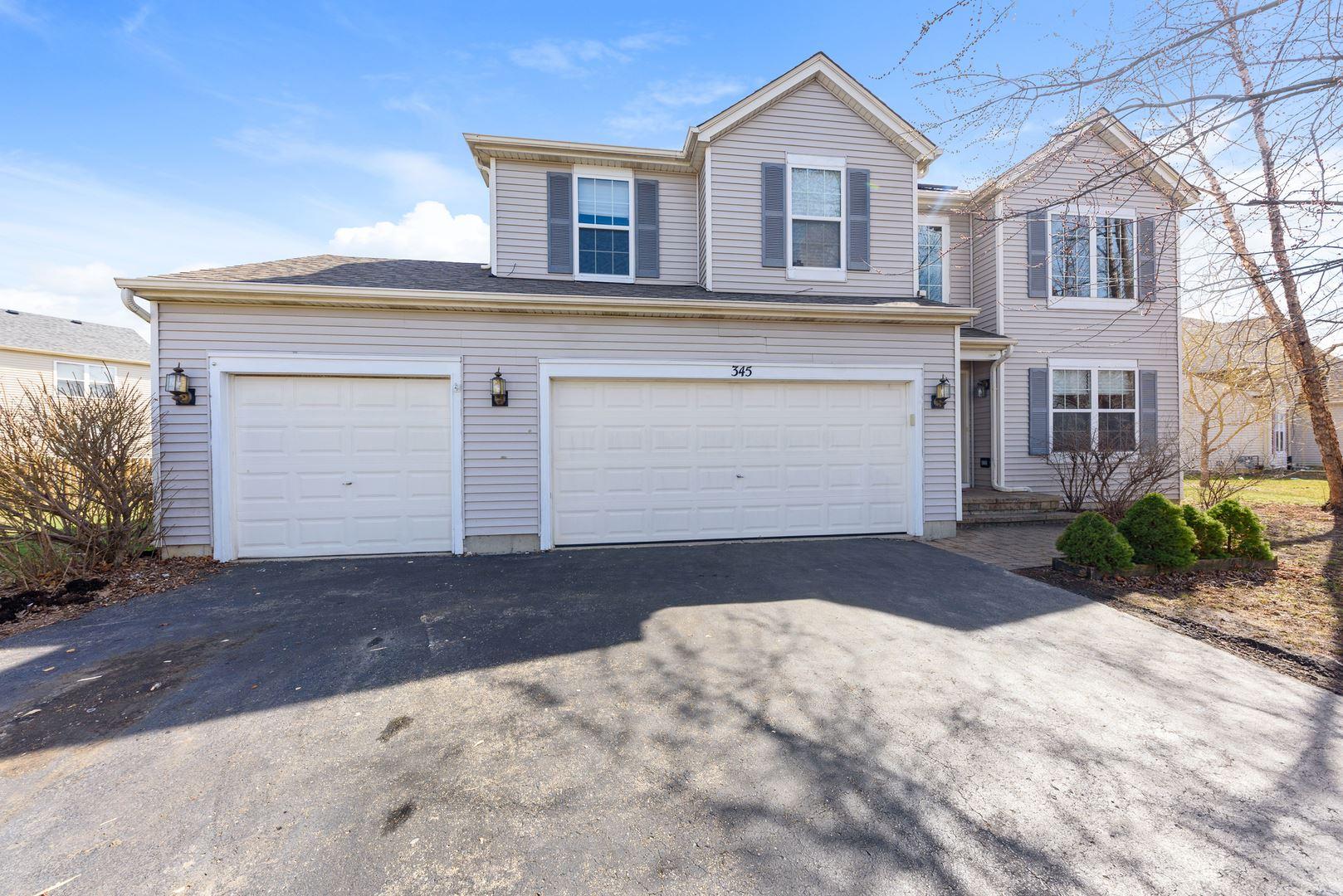 Photo of 345 Zinnia Drive, Romeoville, IL 60446 (MLS # 11016549)