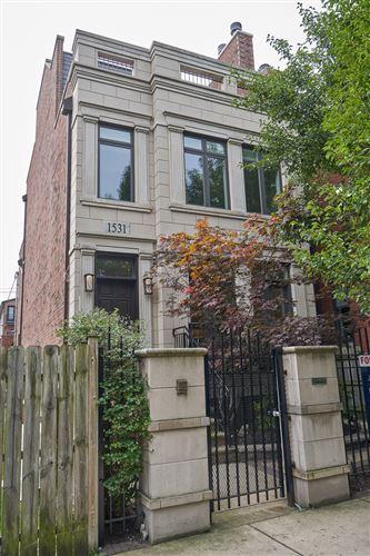 Photo of 1531 W GEORGE Street, Chicago, IL 60657 (MLS # 10863550)
