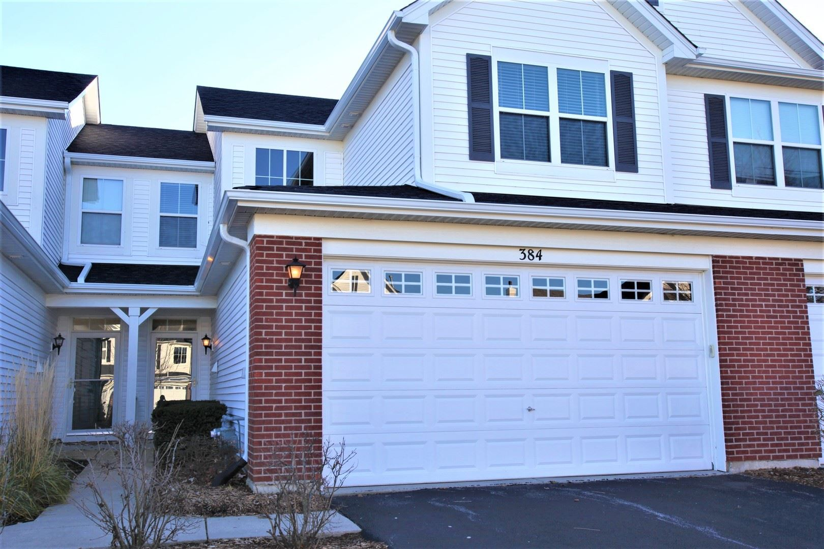 Photo of 384 Chesapeake Lane, Oswego, IL 60543 (MLS # 10942550)