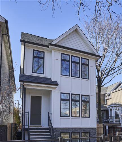 Photo of 2131 W Belle Plaine Avenue, Chicago, IL 60618 (MLS # 10748552)