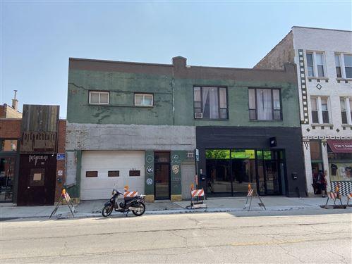 Photo of 1743 N Damen Avenue, Chicago, IL 60647 (MLS # 10843553)