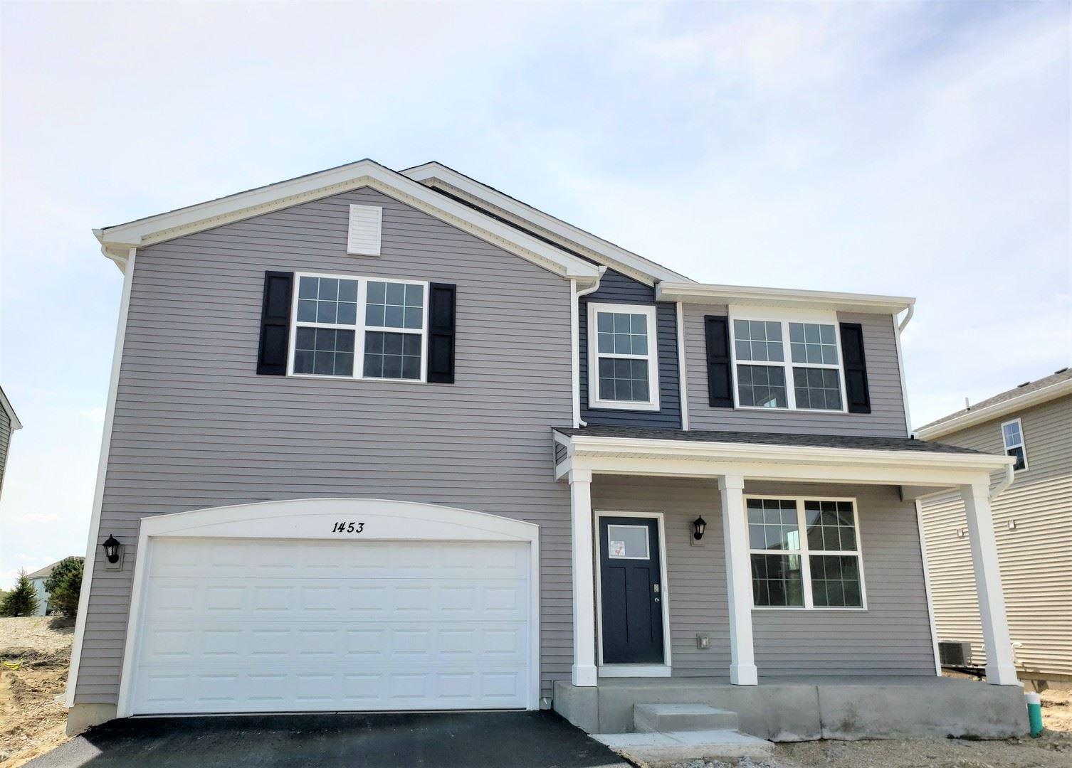1453 Homewood Road, Pingree Grove, IL 60140 - #: 10651553