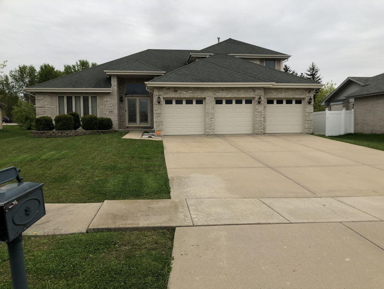 5741 Amlin Terrace, Matteson, IL 60443 - #: 10714553