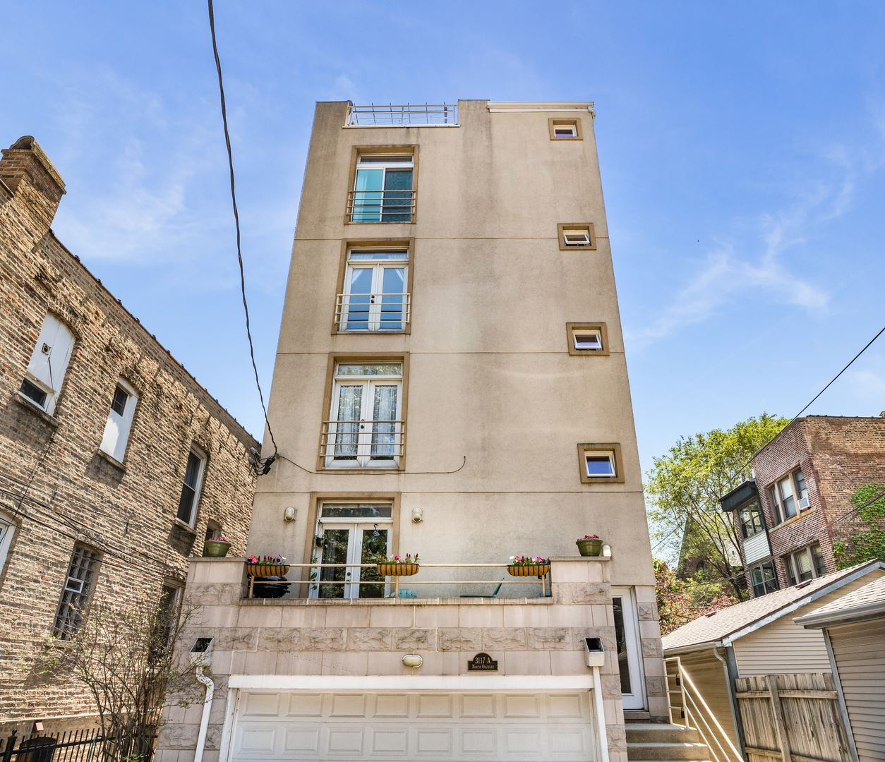 3117 N Orchard Street #A4, Chicago, IL 60657 - #: 10751553