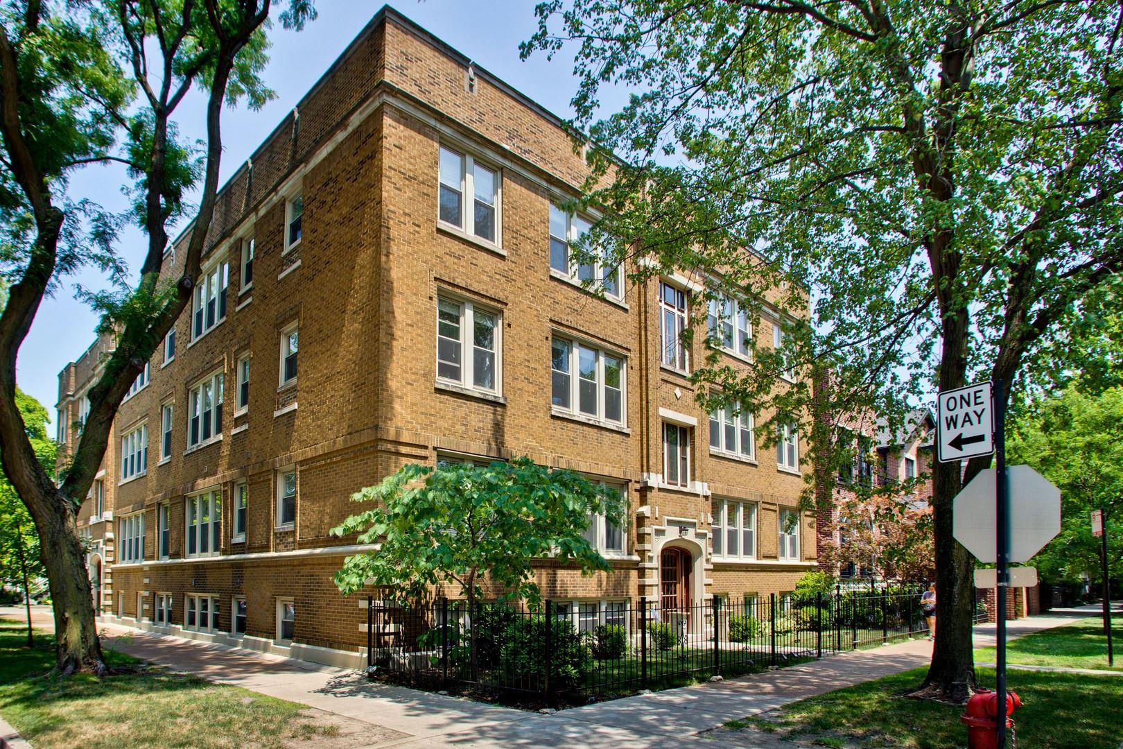 3805 N Marshfield Avenue #2, Chicago, IL 60613 - #: 10808553