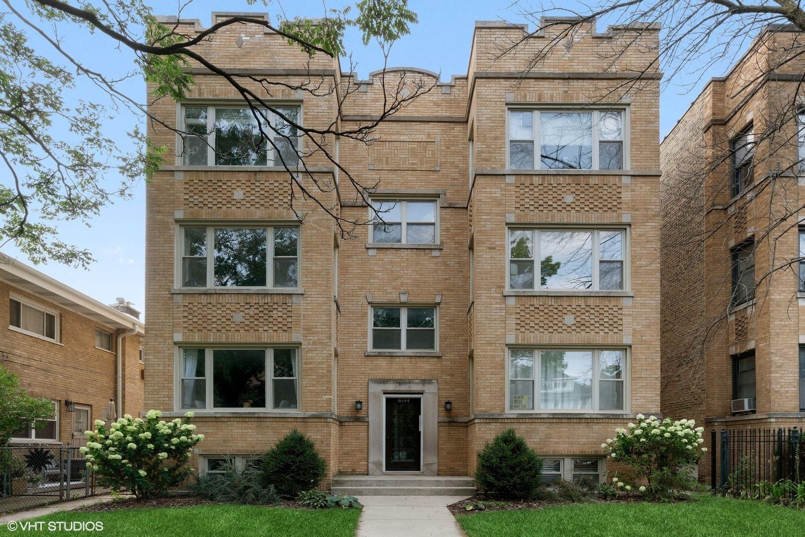 4644 N Paulina Street #GS, Chicago, IL 60640 - #: 11191553