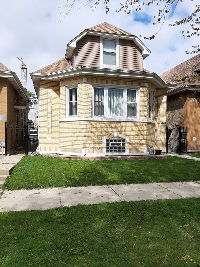 3036 N LOWELL Avenue, Chicago, IL 60641 - #: 10709556