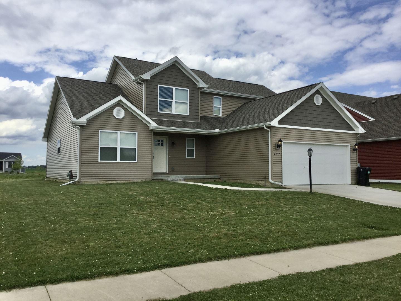 3812 Boulder Ridge Drive, Champaign, IL 61822 - #: 10756556