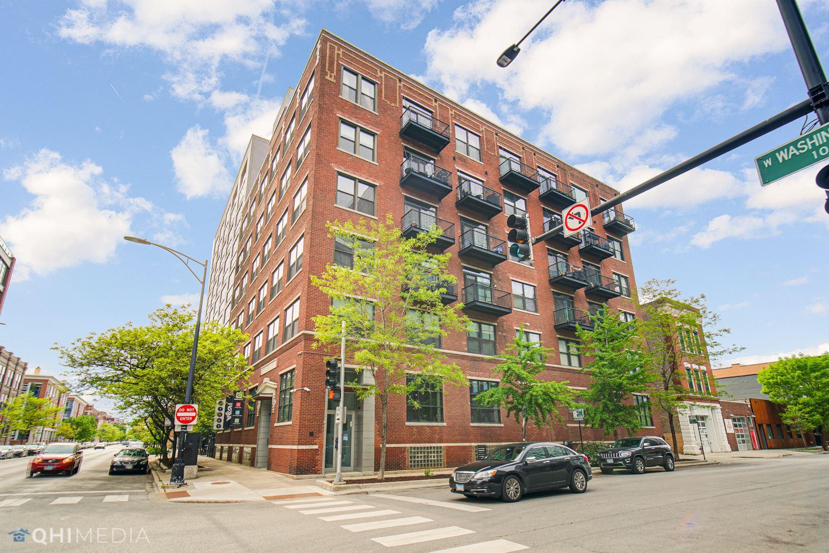 106 N Aberdeen Street #4F, Chicago, IL 60607 - #: 11093556