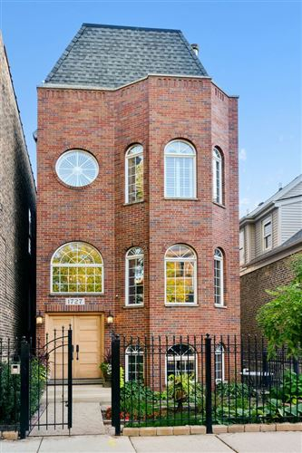 Photo of 1727 W Julian Street, Chicago, IL 60622 (MLS # 11006557)