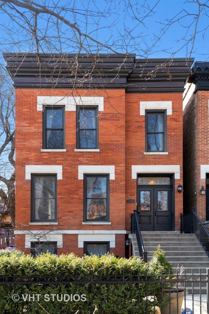 2100 N Bissell Street, Chicago, IL 60614 - #: 10707557