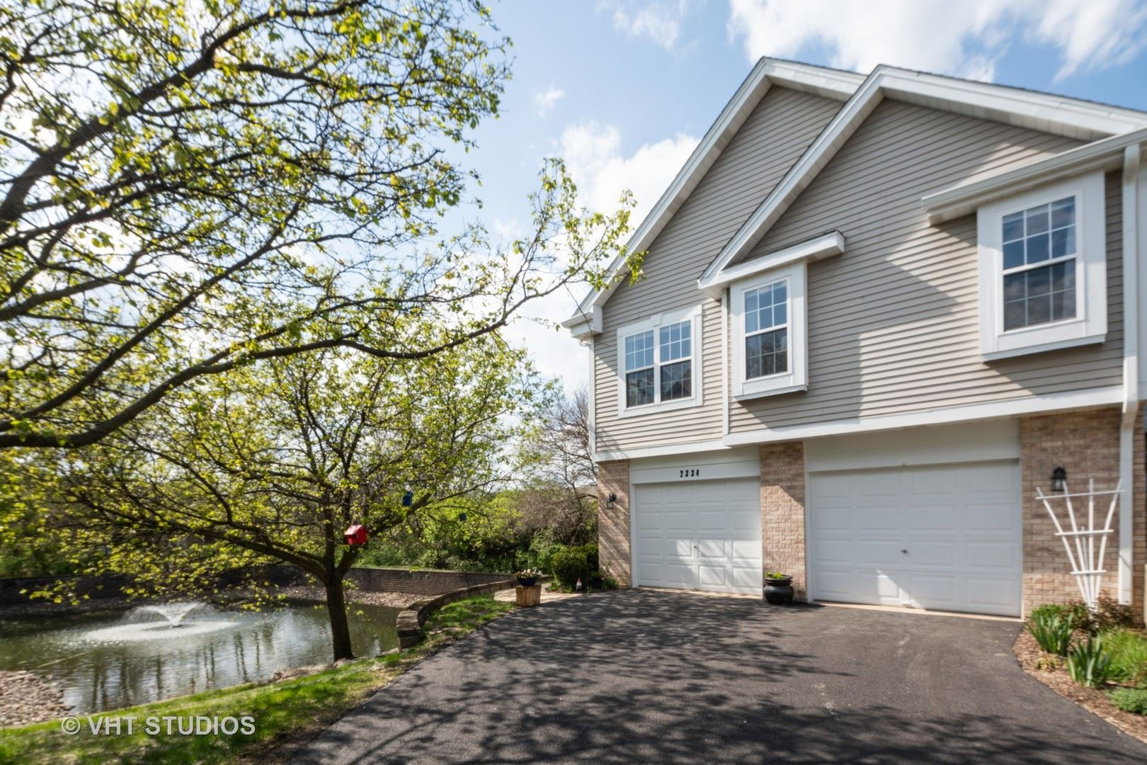 2334 Old George Way, Downers Grove, IL 60515 - #: 10714557