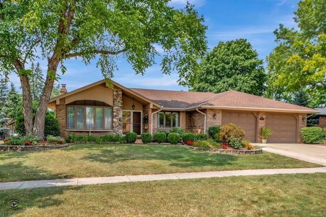 14030 Oak Ridge Drive, Homer Glen, IL 60491 - #: 10814557