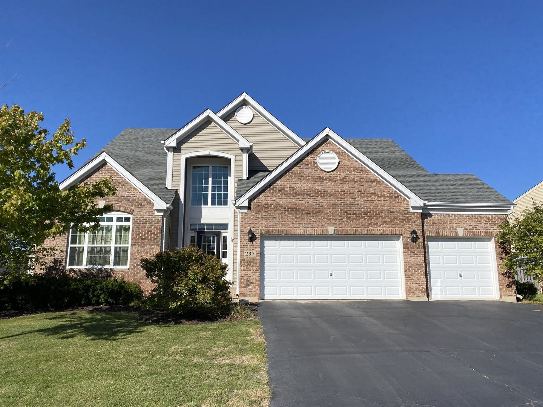 237 Springwood Drive, Woodstock, IL 60098 - #: 11249557
