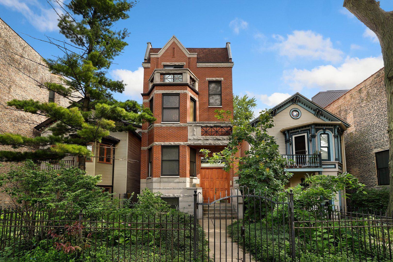 2130 W Le Moyne Street #2, Chicago, IL 60622 - #: 10781558