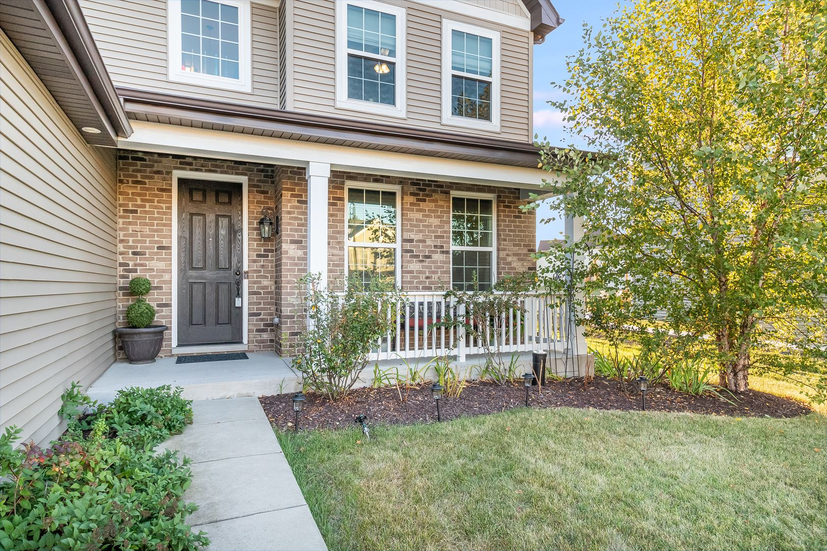 Photo of 21420 Willow Pass, Shorewood, IL 60404 (MLS # 10824558)