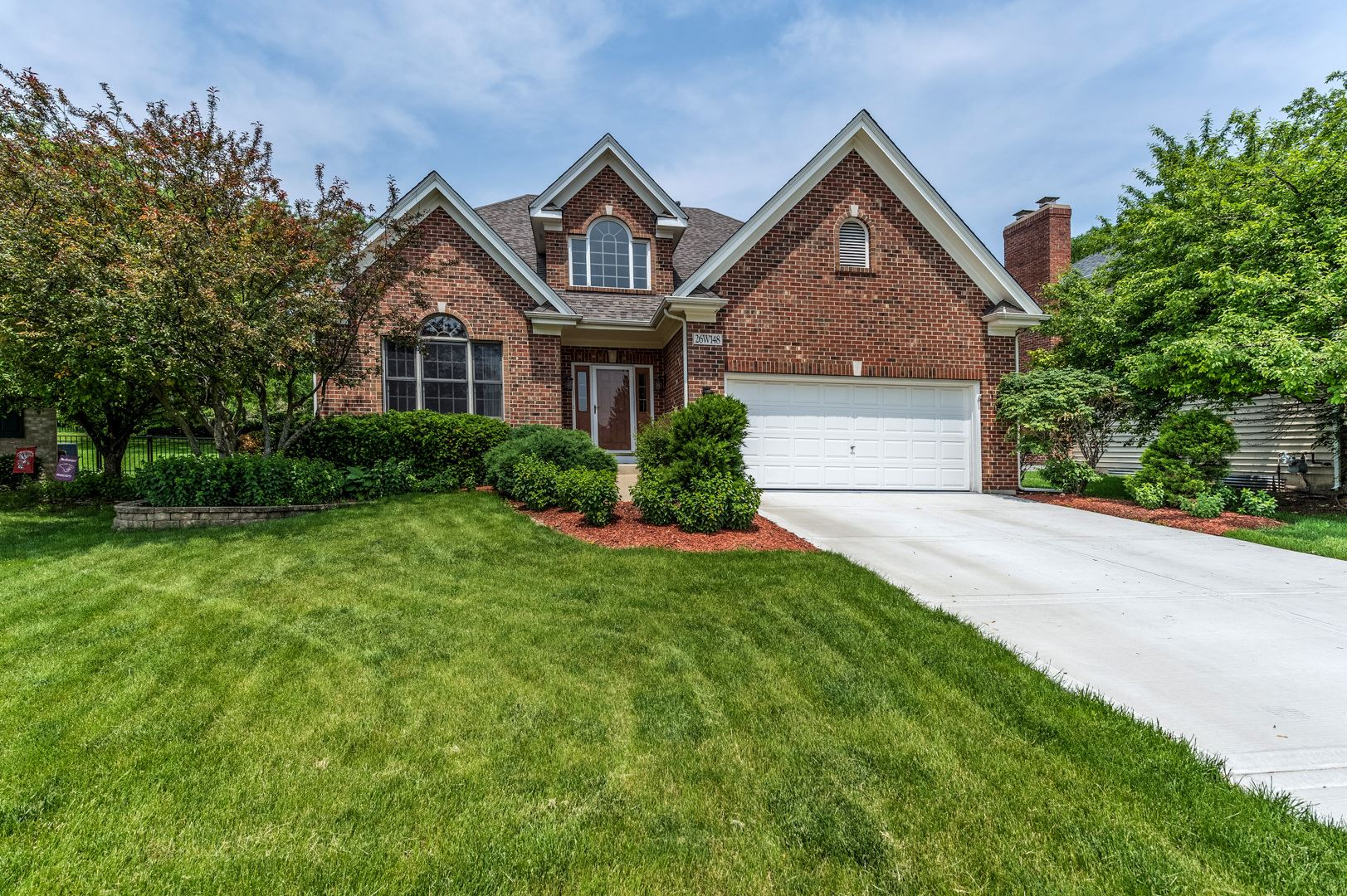 26W148 Waterbury Court, Wheaton, IL 60187 - #: 10522559
